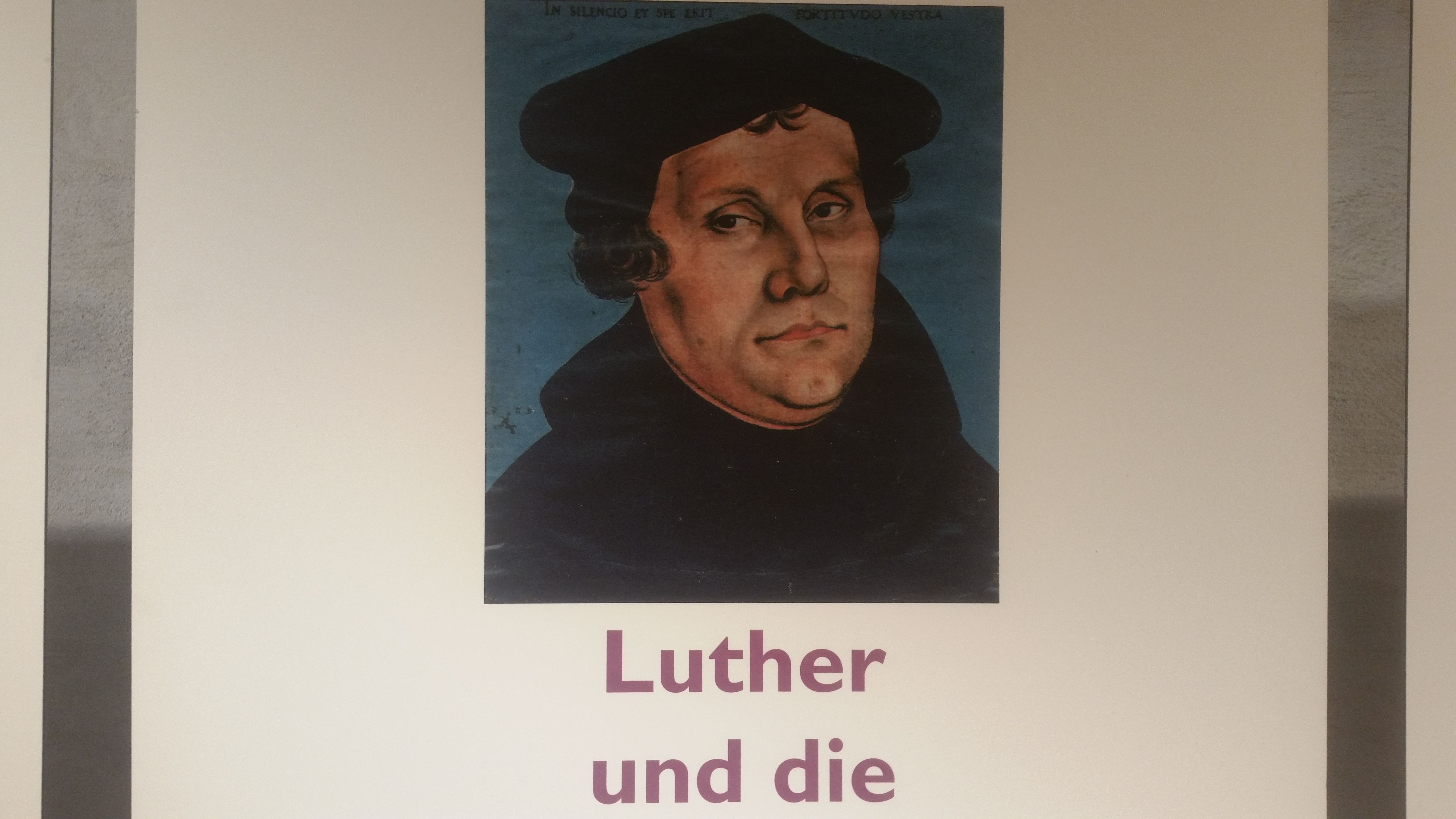 Martin Luther, Johanniskirche Magdeburg