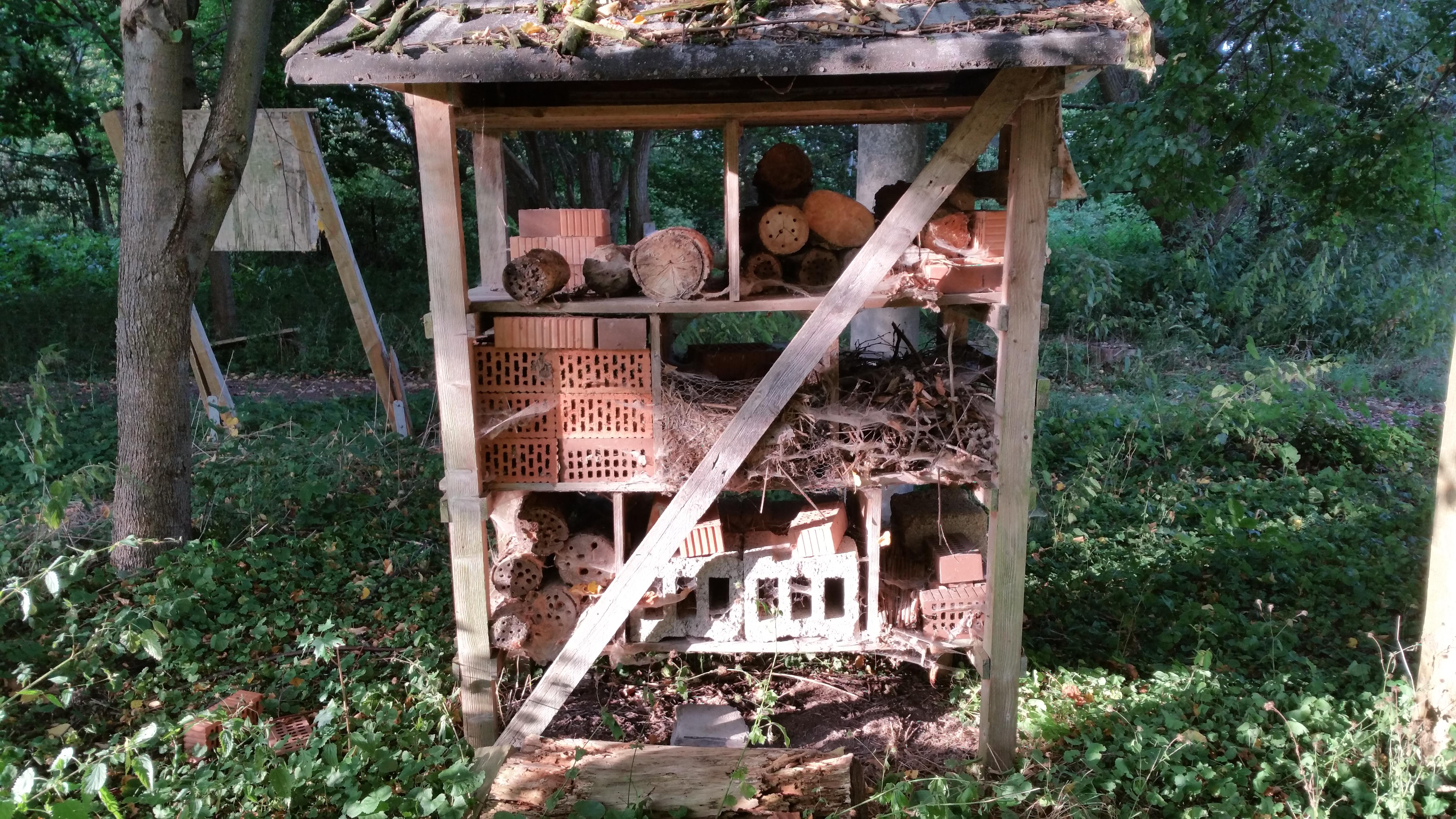 NABU Blumenthal, Insektenhotel