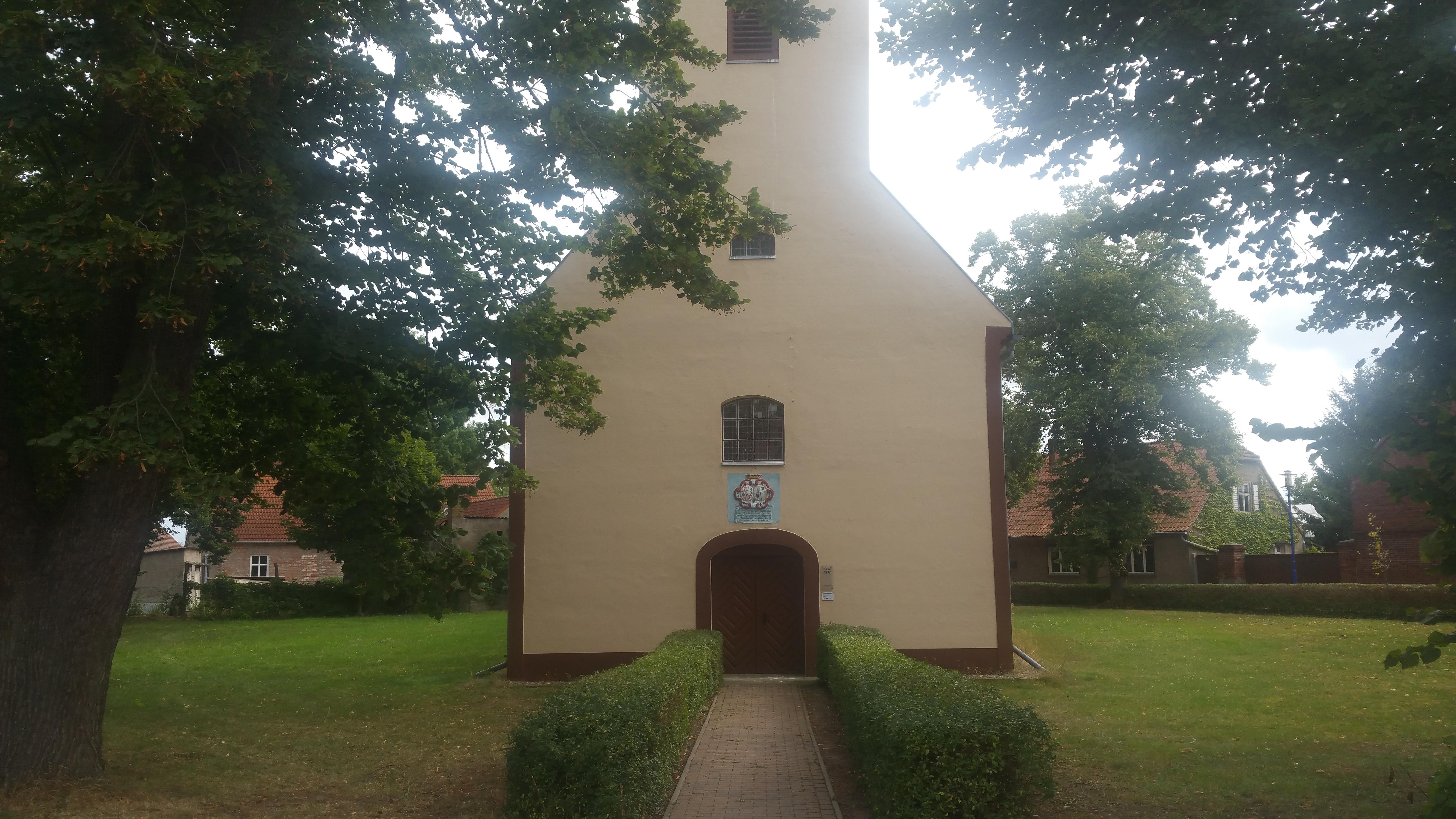 Kirche Zerben